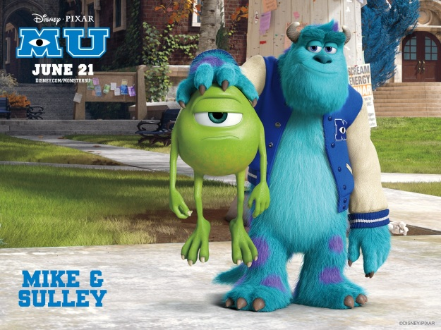 Monsters University - A Review