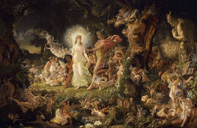 800px-Sir_Joseph_Noel_Paton_-_The_Quarrel_of_Oberon_and_Titania_-_Google_Art_Project_2[1]